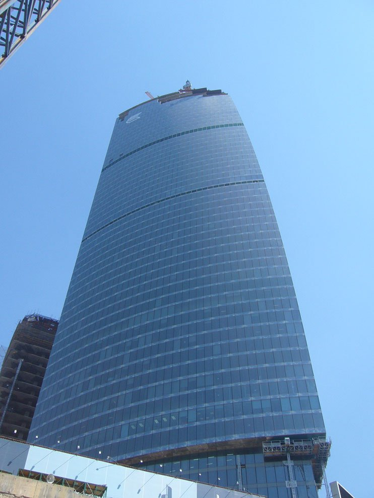 Federation Tower en Moscú