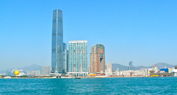 rascacielos International Commerce Centre