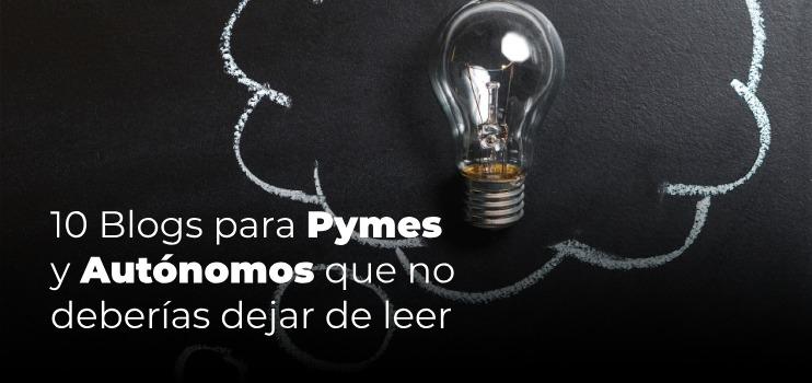 10 blogs para pymes y autonomos