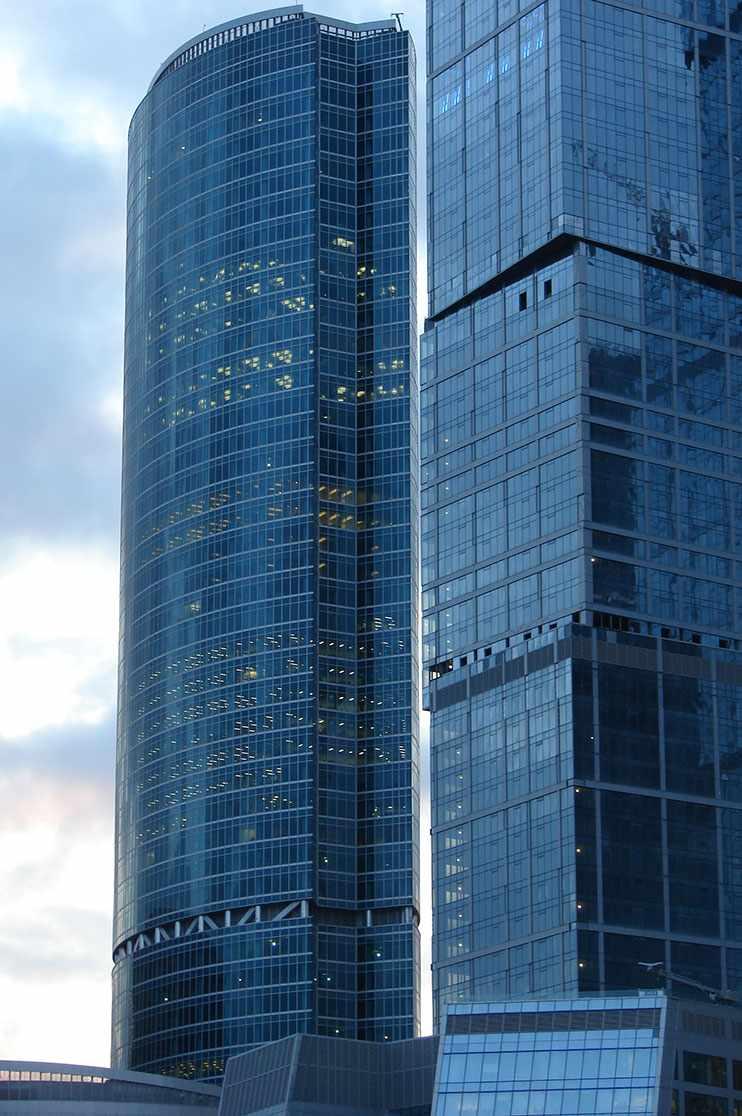 Torre Naberezhnaya en moscú