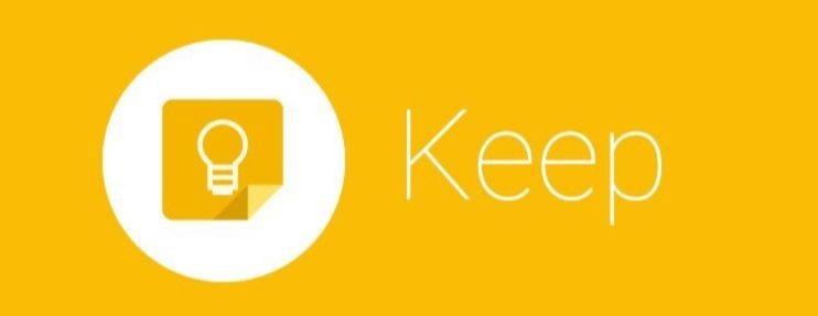 aplicaciones para autonomos google keep