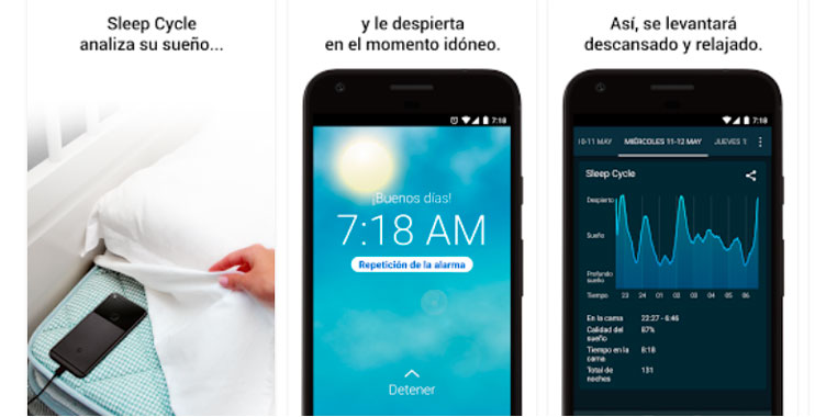 aplicaciones de salud sleep cycle