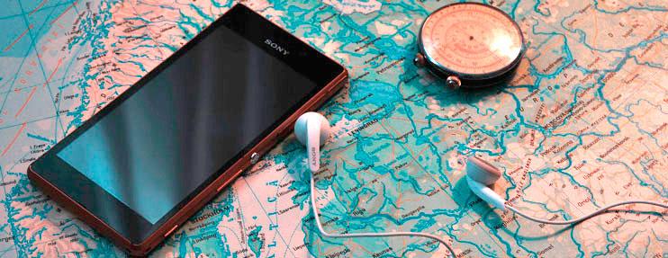 apps de viajes para teléfonos móviles