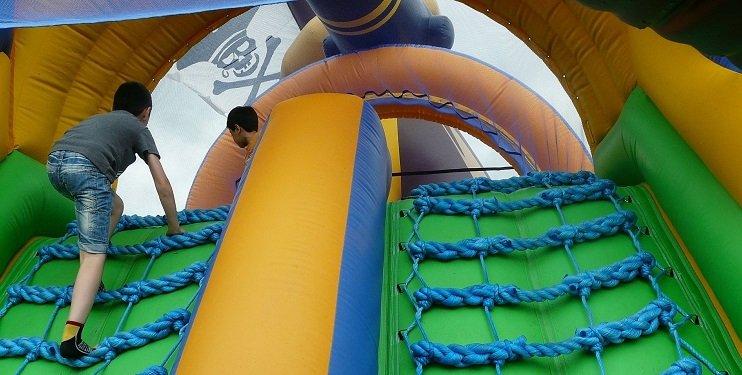 rc castillos hinchables para niños