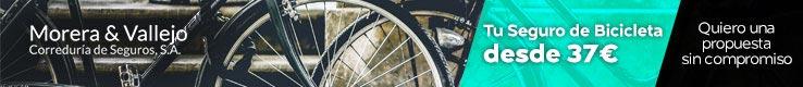 Cuánto vale un seguro para bicicletas