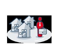 seguro agentes de la propiedad inmobiliaria
