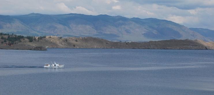 lago baikal en siberia