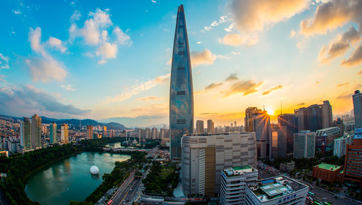 edificio lotte world tower