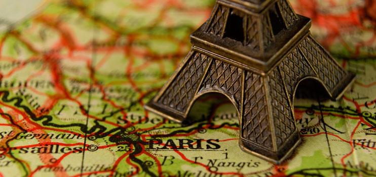 seguro para Erasmus París