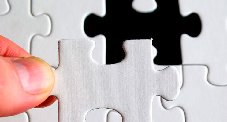 insertar pieza puzle
