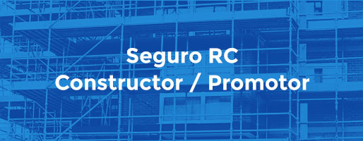 presupuesto seguro rc constructor / promotor