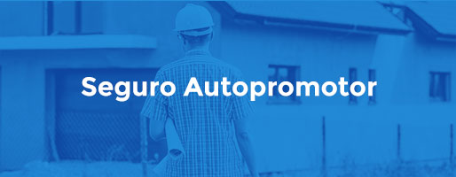 seguro autopromotor para la construcción
