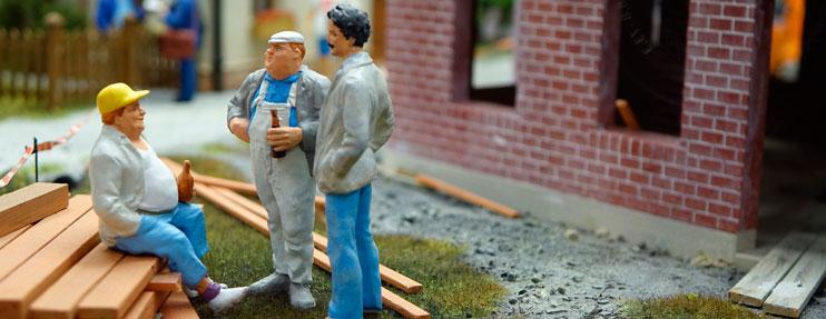 Seguro de convenio colectivo para la construcción