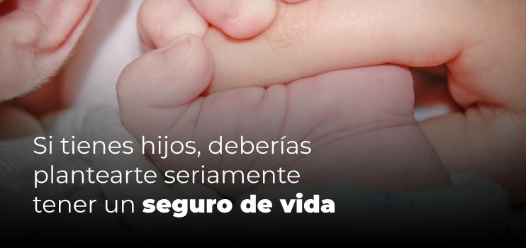 seguro de vida con hijos