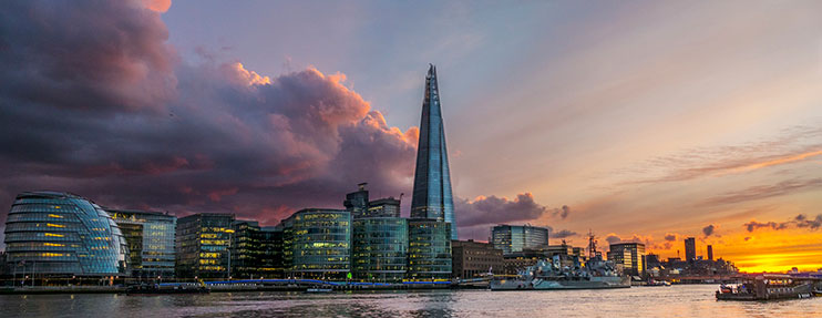 the shard en londres