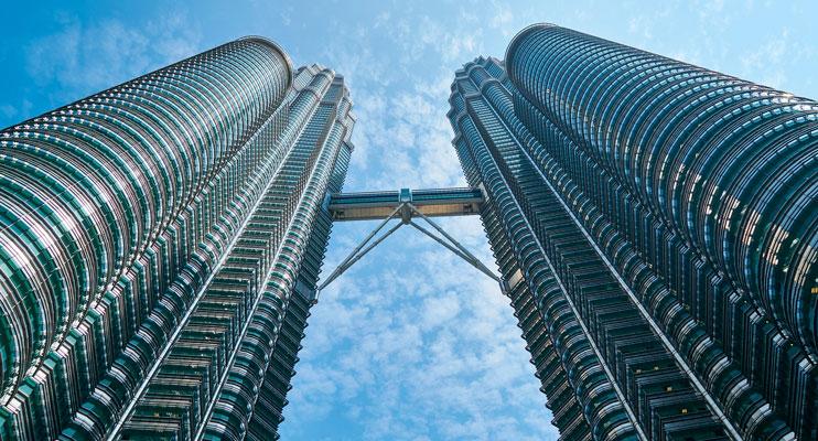 rascacielos torres petronas